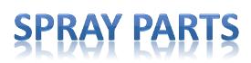 SpayParts - оборудование GRACO