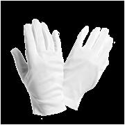 Тонкие плотные хлопковые перчатки, пара